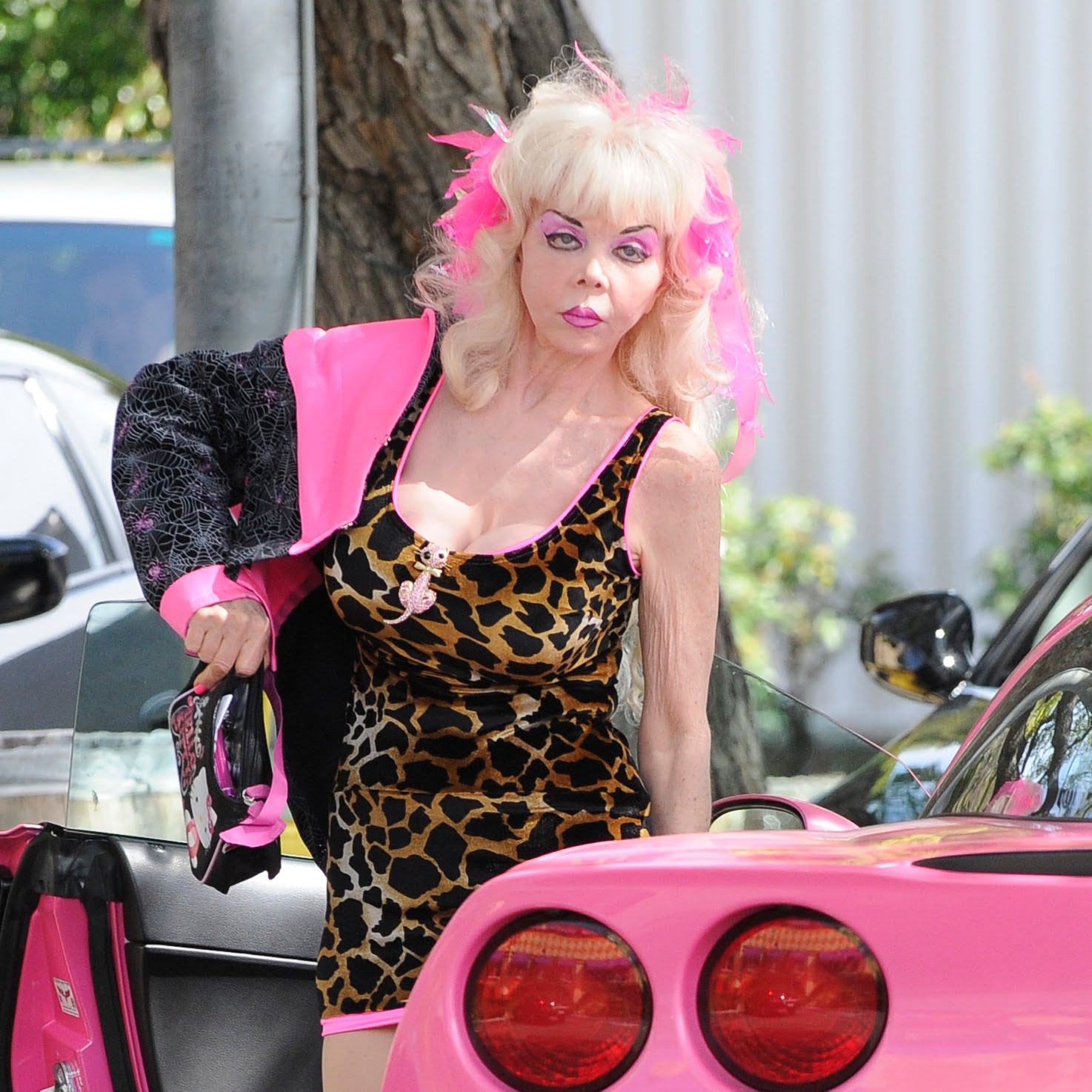 angelyne 80s - photo #34
