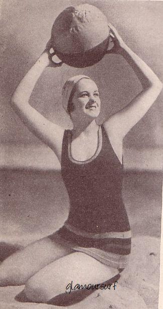 Beach Ball 1930s