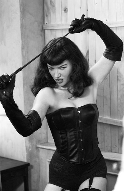Betty Page Photos: 50 Shades Of It's Been Done Before