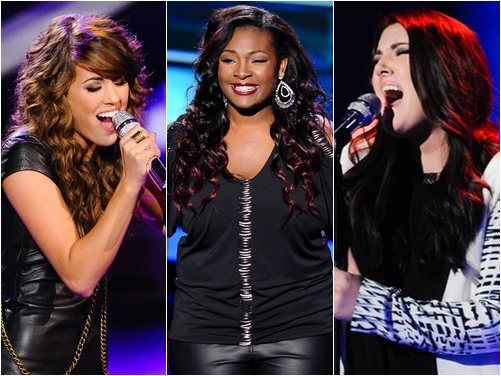 american idol top three