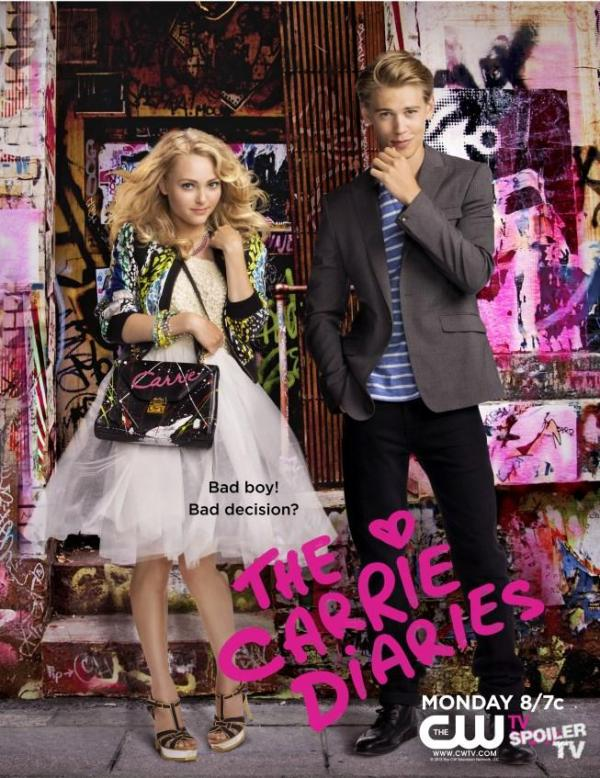 The Carrie Diaries new pic