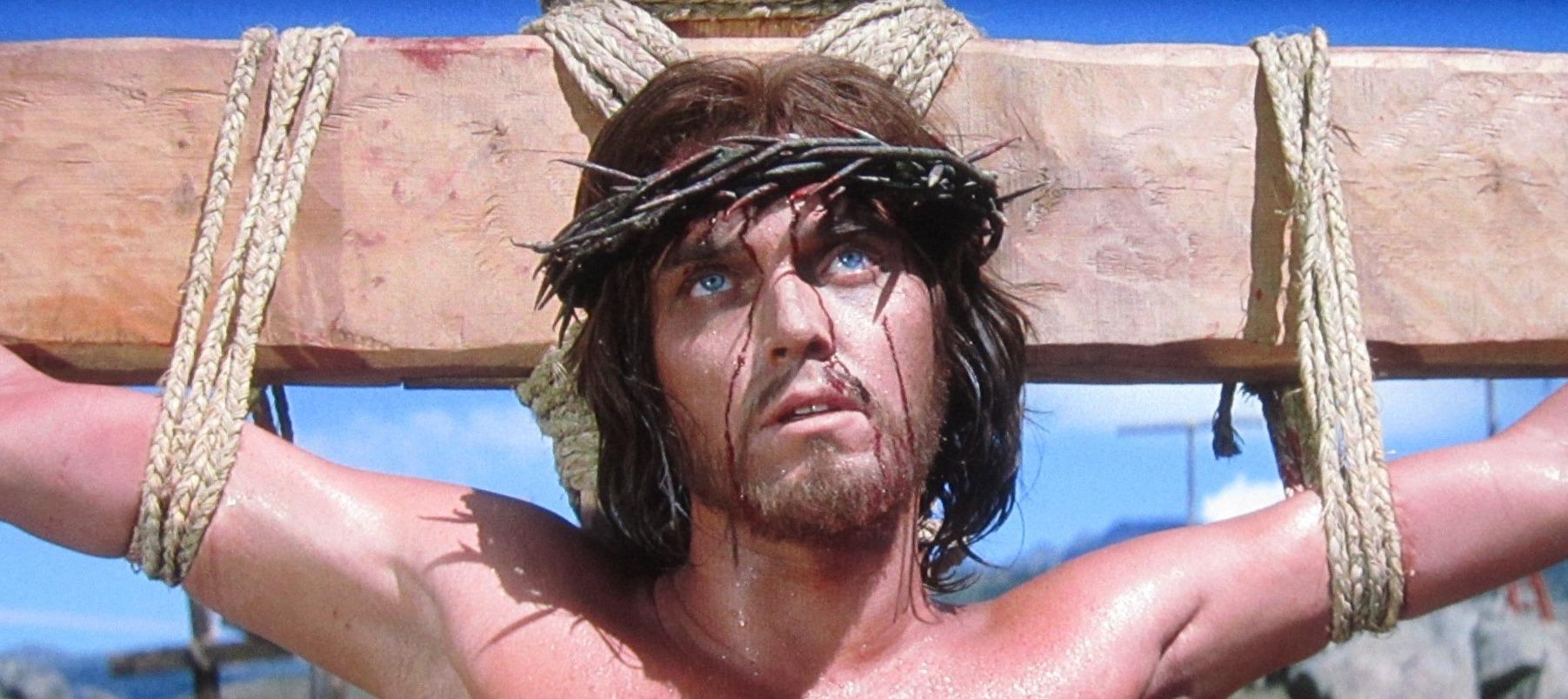 Resultado de imagem para jeffrey hunter jesus