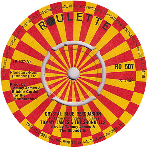 tommy-james-and-the-shondells-crystal-blue-persuasion-roulette