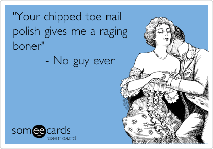 Ugly Toes
