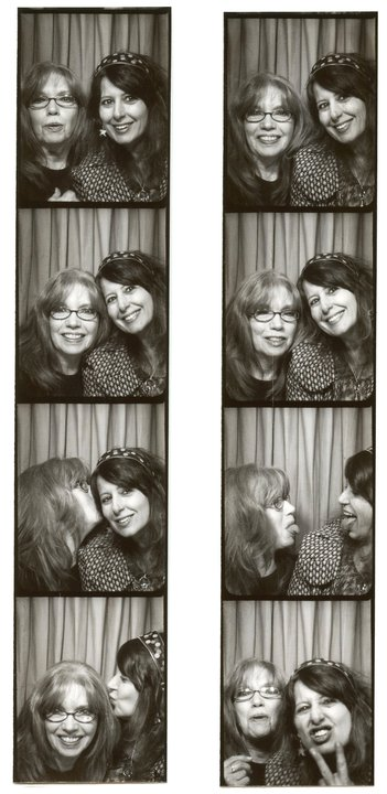 Darlene and Maryanne Asbury Park Photo booth