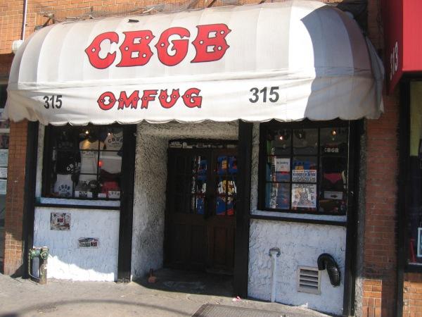 CBGB's movie