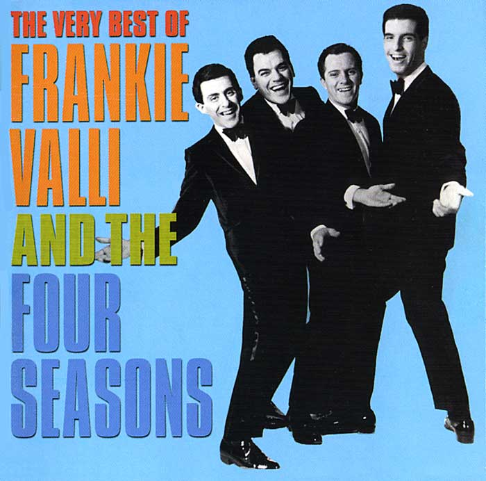Frankie Valli & Four Seasons, The - Oh What A Night (December, 1963) (Ben Liebrand Re-Mix 1988)