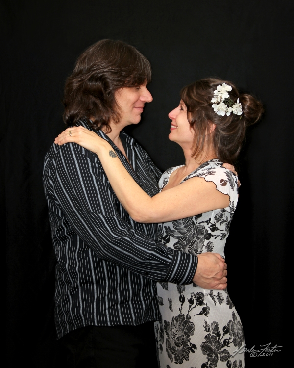 Dennis and Maryanne - wedding