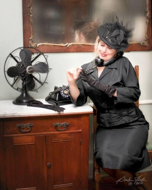 darlene foster photo - 2010 - hat