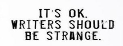 writers strange