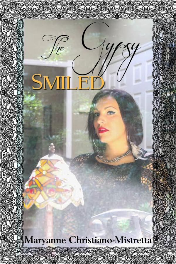 The Gypsy Smiled -- THE COVER!!