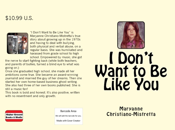 BookCoverPreview Mistretta